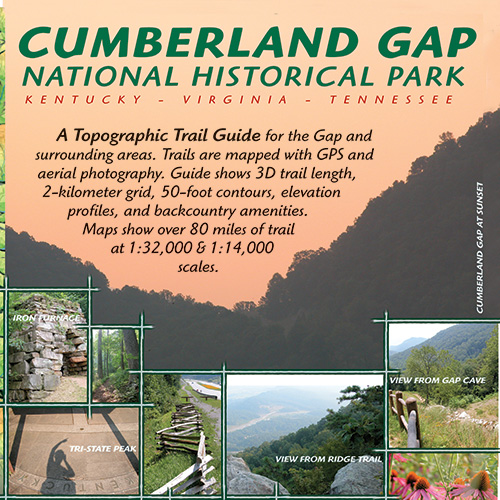 Cumberland Gap National Park Trail Guide